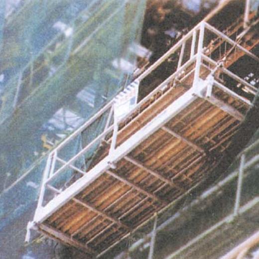 軽量荷取ステージ(RP-40/13)