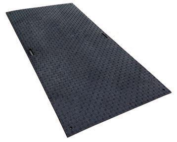 工事用敷き板「Wボード」