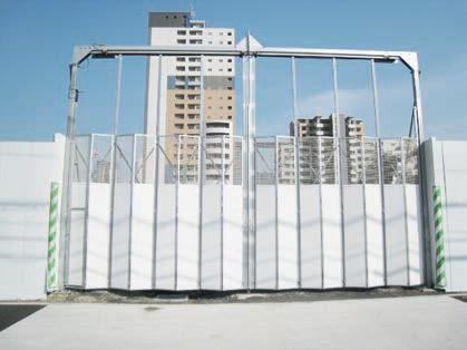 門型ゲート・キャスターゲート