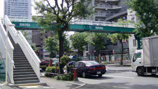 ランドクロス (歩道橋タイプ)