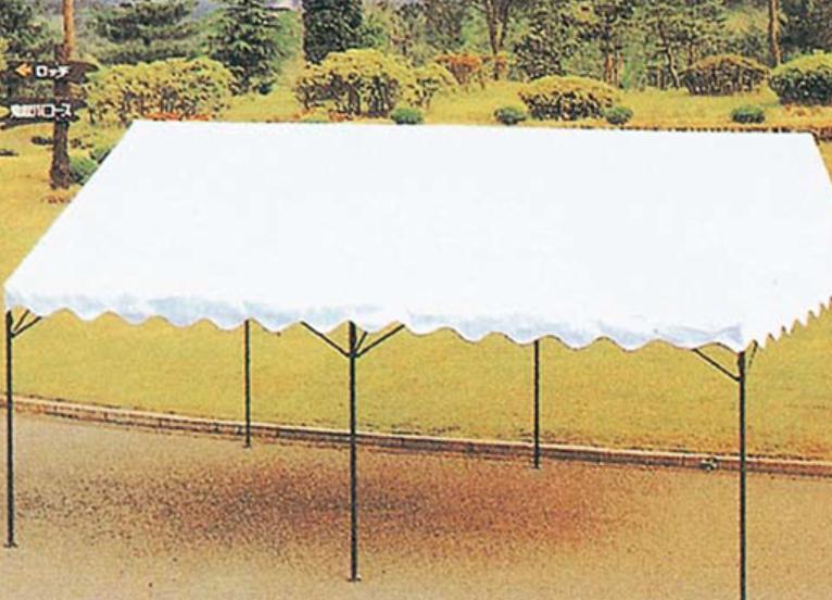 屋型テント